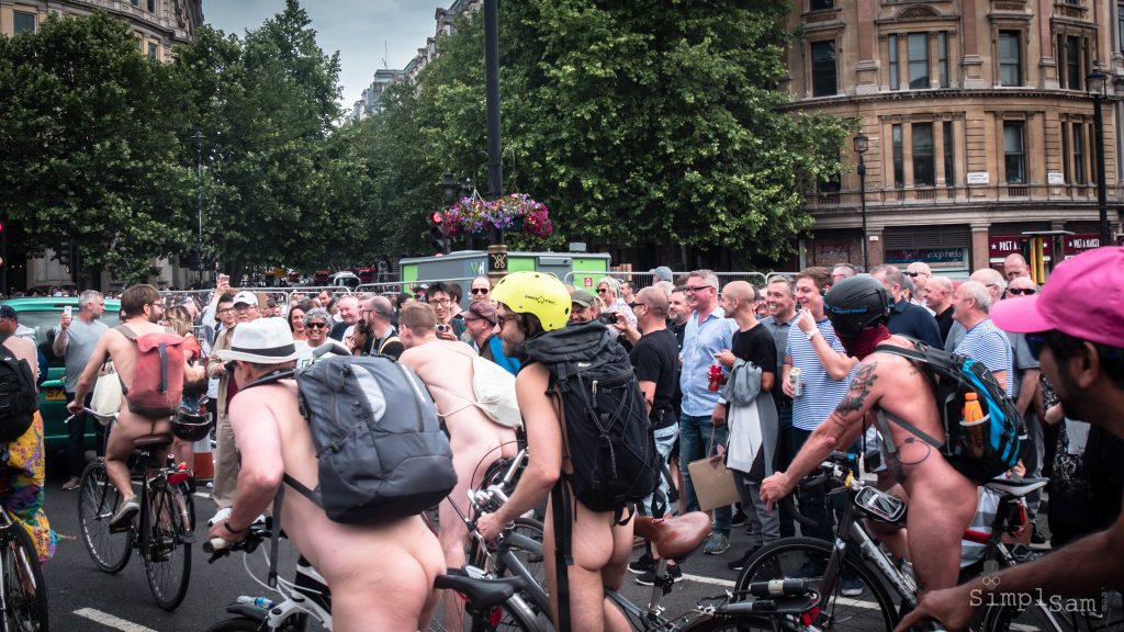 WNBR - Larger Lads