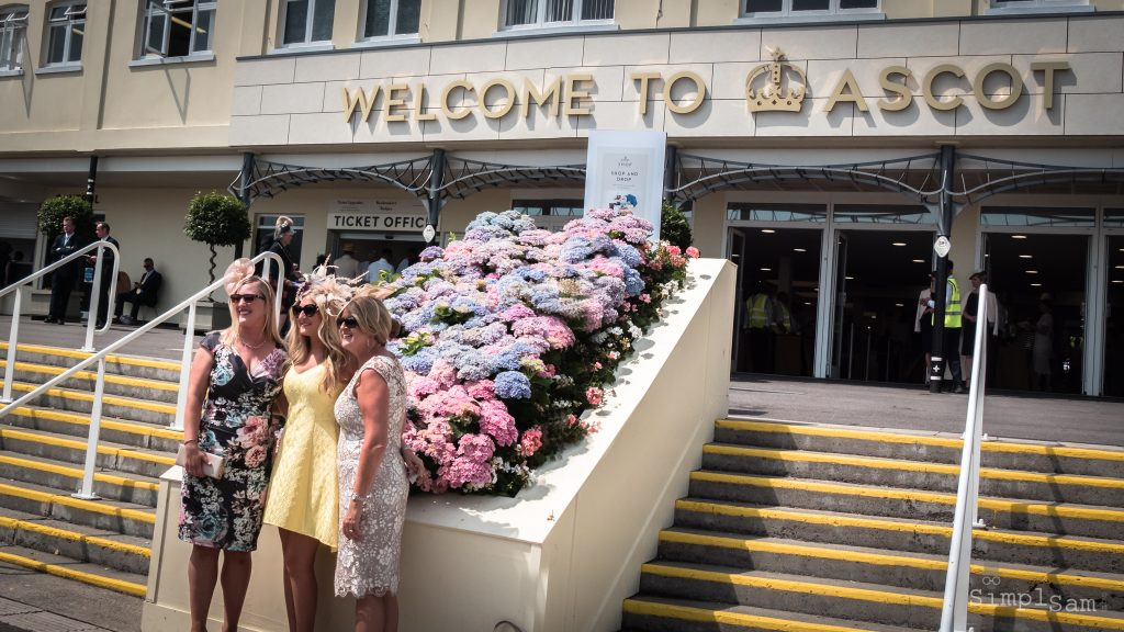 Royal Ascot - Welcome