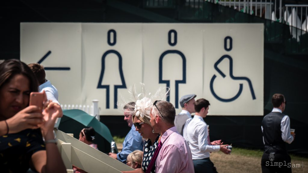 Royal Ascot - Signs