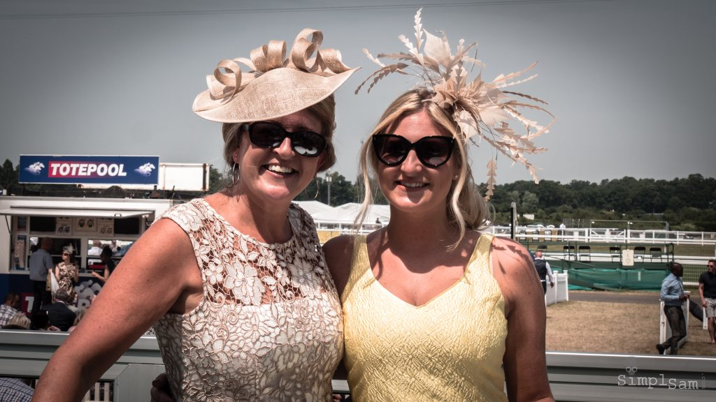 Royal Ascot - Shady Ladies