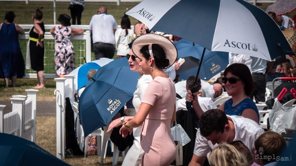 Royal Ascot - Ladies